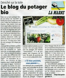 Un Potager Bio sur La Marne